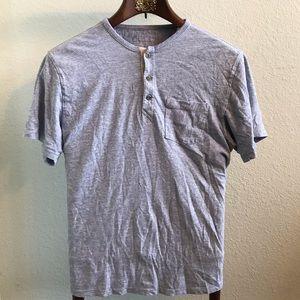 3/$30 Eddie Bauer Henley Outdoor Shirt